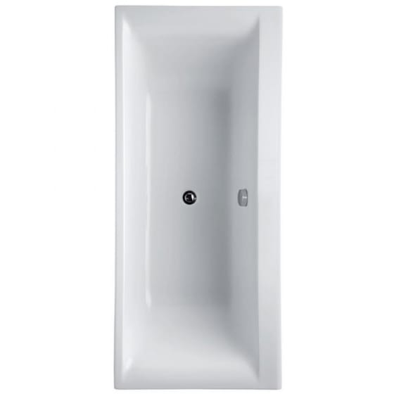 Image of Ideal Standard Double Ended Rectangular Idealform Plus Bath