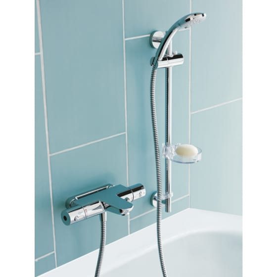 Image of Ideal Standard Alto Ecotherm Bath / Shower Mixer