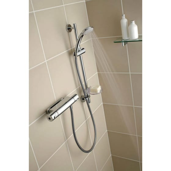 Image of Ideal Standard Alto Ecotherm Exposed Shower Valve