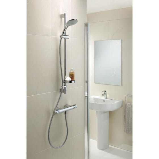 Image of Ideal Standard Ceratherm 200 Thermostatic Exposed Shower Mixer Valve