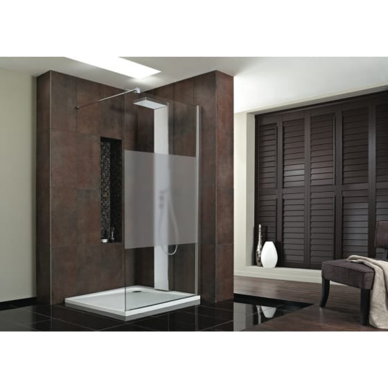 Image of Ideal Standard Synergy Idealclean Wetrooms Panel