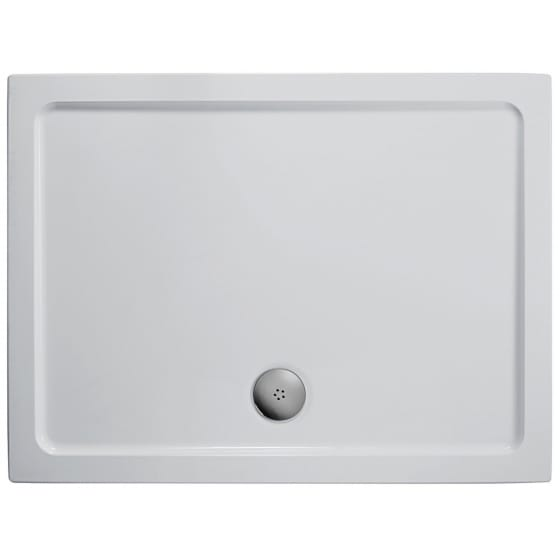 Image of Ideal Standard Simplicity Upstand Low Profile Rectangular Tray