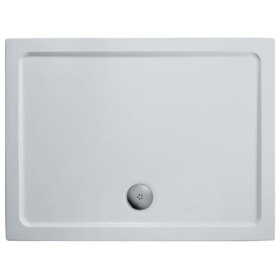 Image of Ideal Standard Idealite Flat Top Low Profile Rectangular Tray