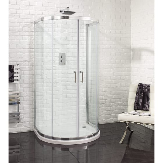 Image of Aquadart Venturi 6 U Shape Quadrant Door