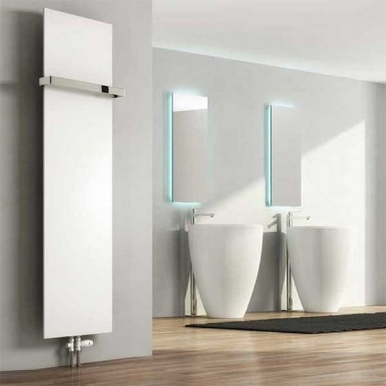 Image of Reina Slimline Vertical Steel Radiator