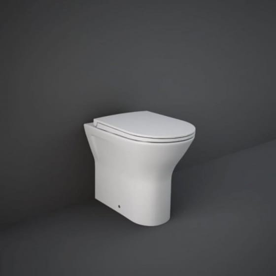 Image of RAK Feeling Back To Wall Rimless Toilet