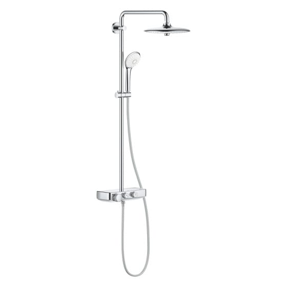 Image of Grohe Euphoria 260 Mono Thermostatic Shower System