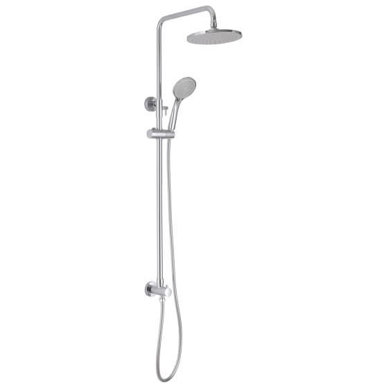 Image of BTL Round Shower Kit Overhead & Handset