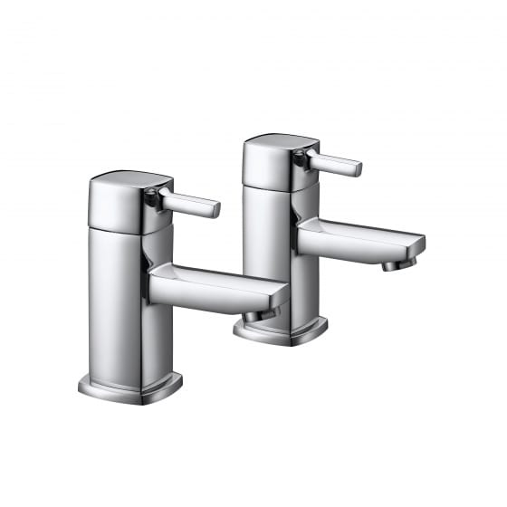 Image of BTL Fonte Bath Taps Pair