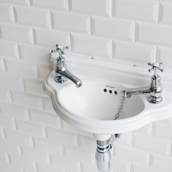 Image of Burlington Curved 505mm Cloakroom Basin