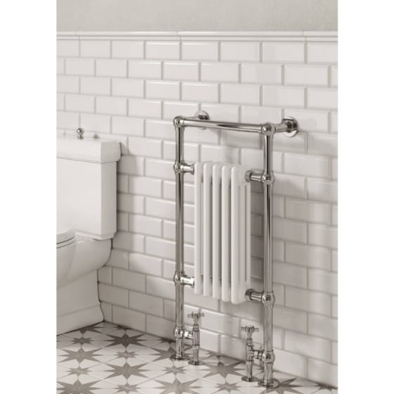 Image of Reina Oxford Traditional Towel Radiator