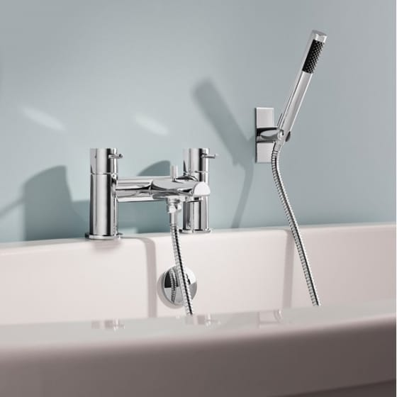 Image of Crosswater Kai Lever Bath Filler Tap