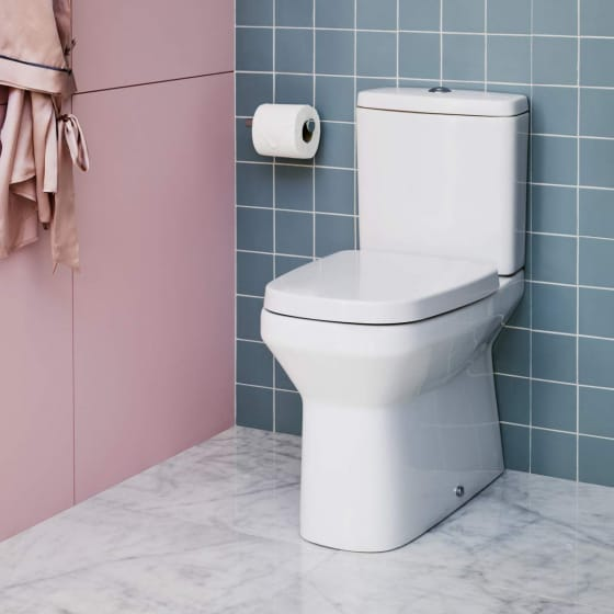 Image of Britton MyHome Close Coupled Toilet