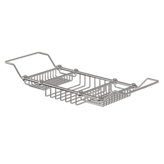 Image of Burlington Extendable Bath Rack