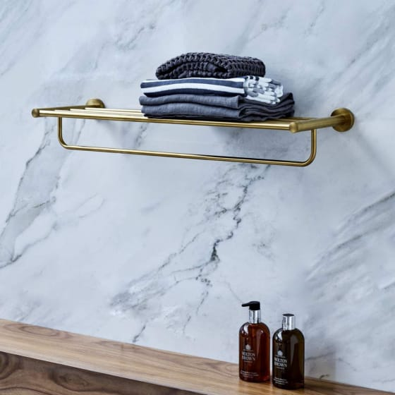Image of Britton Hoxton Towel Rack